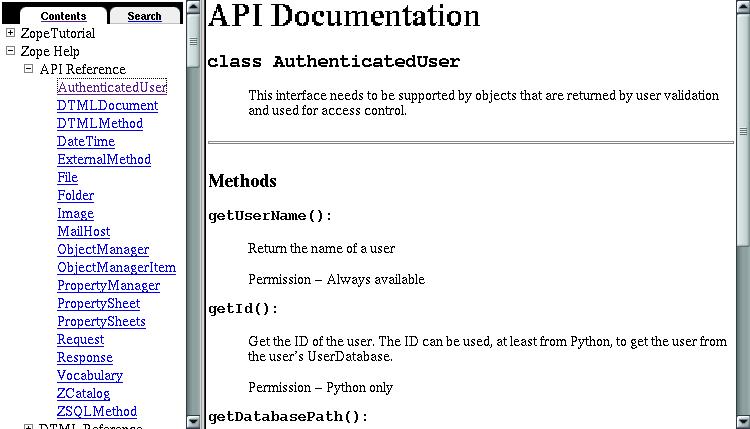 9 basic zope scripting zope documentation 4 0 documentation